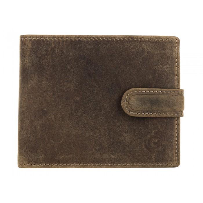 klasyczny męskie portfel z zapięciem