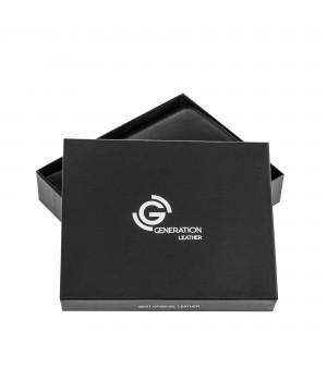 pudełko prezentowe portfel skórzany