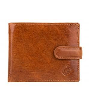 mały skórzany portfel męski