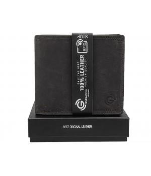 antyczny portfel męski