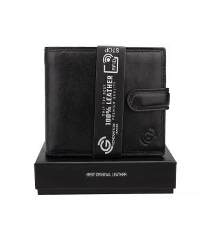 ponadczasowy portfel skórzany