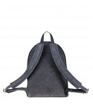 damski modny plecak skórzany
